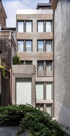 Gallery of Upper Eastside Townhouse / Michael K Chen Architecture - 1