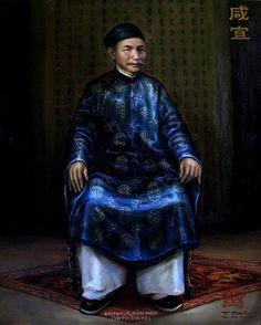 HÀM NGHI - Chân Dung Các Vua Triều Nguyễn