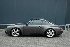 Porsche 993. The best looking 911 yet. #grey