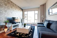 Obsession 1BR | Furnished Corporate Rental in Montreal | CorporateStays