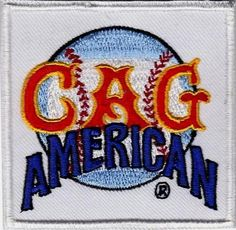 Baseball Negro League Cuba & USA Chicago American Giants Pro Team 2.75 x 2.75 in