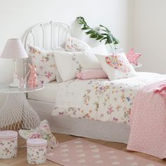 BUTTERFLY PRINT BED LINEN - Bed Linen - Bedroom | Zara Home Belgium