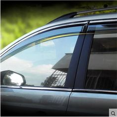 81.89$  Buy now - http://alipmt.worldwells.pw/go.php?t=32786268958 - For Chevrolet Captiva 2010-2012 2013-2015 2016 Window Visor Vent Shades Sun Rain Deflector Guard Awnings Car Styling Accessories 81.89$