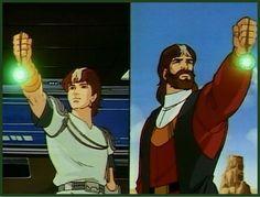 J. Michael Straczynski cartoon from 1985. Hail Us. 80s Characters, Fictional Characters, French Anime, Lightning Strikes, Gi Joe, Anime Manga, Transformers, Victorious, Marvel Comics