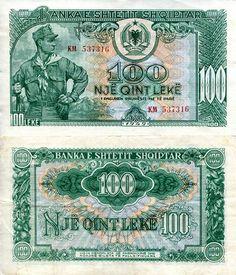 Albania 1000 Leke p-73b 2011 UNC Banknote