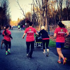 The 9/11 Heroes Run Saratoga Group running for #BostonStrongRexford