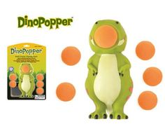 Hog Wild Dino Popper Foam Ball Shooter - Listing price: $10.99 Now: $9.09 + Free Shipping