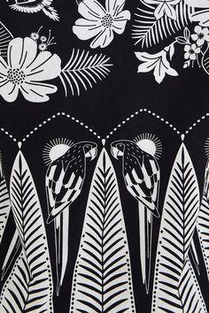 Pattern Designs, Patterns, Farm Rio, Brazil, Iphone Wallpaper, Layouts, Kimono, Popular, Digital