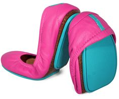 Tieks- HELLA expensive, but look promising. I wonder how they hold up to city girl wear and tear...