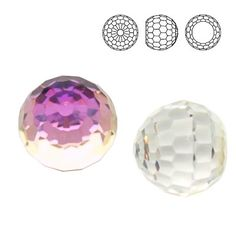 4869 Ball 6mm Vitrail Light  Dimensions: 6,0 mm Colour: Crystal Vitrail Light 1 package = 1 piece