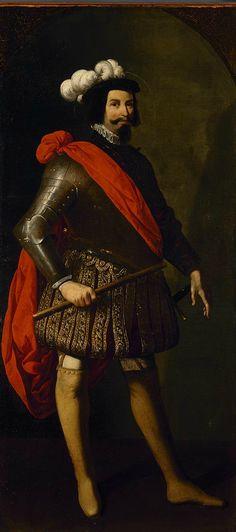 Francisco de Zurbarán (1598–1664), San Fernando, 1630–34 © State Hermitage Museum, St Petersburg