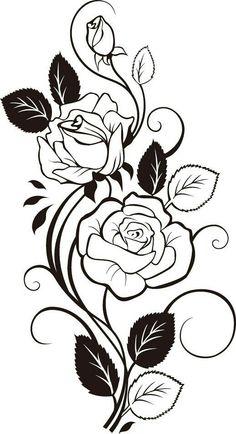 Rose Vine Coloring Pages . Read moreRose Vine Coloring Pages Colouring Pages, Adult Coloring Pages, Coloring Books, Coloring Sheets, Mandala Coloring, Rose Tattoos, Flower Tattoos, Faith Tattoos, Music Tattoos