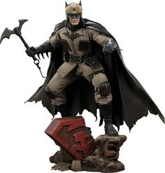 DC Comics Batman Red Son Premium Format(TM) Figure by Sidesh | Sideshow Collectibles