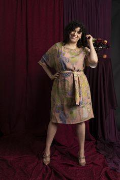 Textile Prints, Textile Design, Cat Dresses, Apron Dress, Viscose Fabric, New Print, Ethical Fashion, Ball Gowns, Blue And White