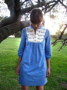 Tova blouse pattern by Wiksten