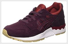 brand new af786 d0463 Asics - Gel Lyte Evo - Sneakers Homme Red-Black - US 8.5 - EUR 42 - CM 26.5  - Chaussures asics ( Partner-Link)   Chaussures Asics   Pinterest   Asics  gel ...