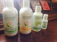 Green Organic Mamas: Mother's Therapy Organics: Review &  Giveaway