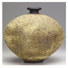 Large stoneware vessel by Vivika and Otto Heino.