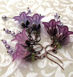 I have to find a place to purchase these flower beads.