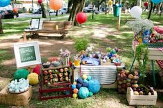 Festa Infantil | Picnic no Parque | Vestida de Mãe | Blog sobre Gravidez, Maternidade e Bebês por Fernanda Floret