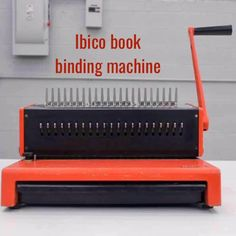 Used Ibico AG Kombo Manual Comb Book Binder for sale in MONARCH BAY - letgo 9fcdc4eb72d07