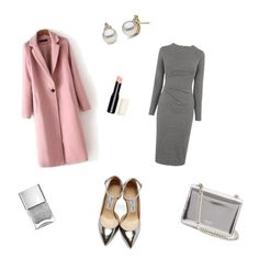 """Untitled #23"" by soukupova-t on Polyvore featuring Whistles, Jimmy Choo and Rochas"