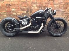 Honda 600 bobber Yamaha 650 bobber custom Voodoo custom cycles book your build in Cars, Motorcycles & Vehicles, Motorcycles & Scooters, Honda | eBay