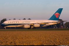 Airbus A380-841 - China Southern Airlines | Aviation Photo #2718160…