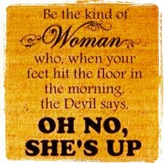 #Woman #quote