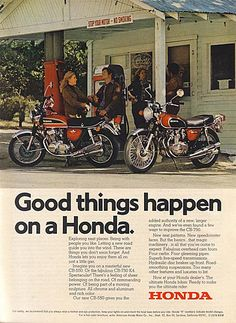 honda good things