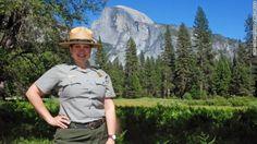 Meet our Yosemite National Park seasonal ranger, Kirsten Randolph