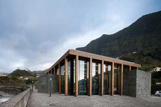 Oficina de Registro de San Vicente,© Joao Morgado
