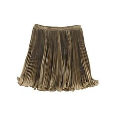 3.1 Phillip Lim / Pleat Swing Skirt | La Garçonne ($225) ❤ liked on Polyvore featuring skirts, bottoms, faldas, flippy skirt, swing skirts, 3.1 phillip lim skirt, brown skirt and 3.1 phillip lim