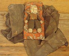 By famous Dutch painter Jopie Huisman