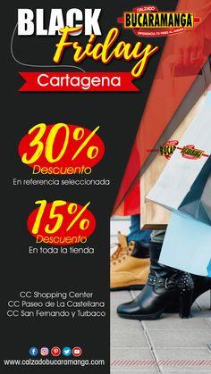a5cc3a2cc0e2c ¡ BLACKFRIDAY! en Calzado Bucaramanga  Cartagena 15% de descuento en  ¡Todooo el almacén! y 30% en referencias seleccionadas 😱😱😱.