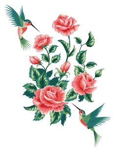 Grab Shutterstock Photo Without Watermark Bunch Of Flowers Drawing, All Flowers, Vintage Flowers, Botanical Drawings, Botanical Flowers, Birthday Greeting Cards, Pattern Art, Watercolor Flowers, Flower Art