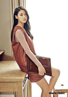 Seolhyun // Marie Claire Korea
