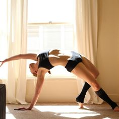 Yoga makes strong beautiful bodies..... burn the fat: actionfatbuster.com
