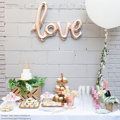 Rose Gold Balloons – Confetti Balloons – Rose Gold Party Decor – Wedding Balloons – Birthday P - Decoration For Home Rose Gold Balloons, Wedding Balloons, Foil Balloons, Latex Balloons, Gold Party Decorations, Engagement Party Decorations, Birthday Party Decorations, Party Themes, Party Ideas