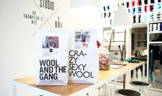 WOOL AND THE GANG - Do-it-yourself and ready-to-wear fashion brand