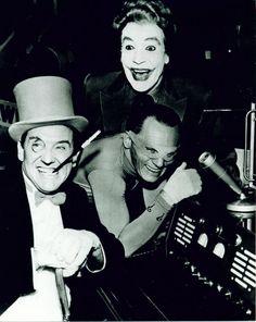 the penguin, the riddler & the joker