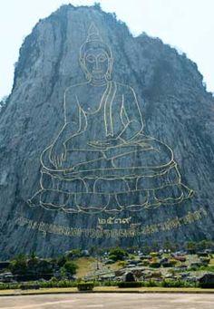 Buddha Mountain Pattaya, Thailand