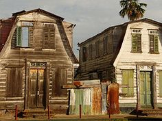 Traditionele huizen - 1963