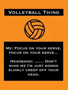 How To Wear Headbands On Forehead Sports 27 Super Ideas Volleyball Problems, Volleyball Memes, Volleyball Workouts, Coaching Volleyball, Volleyball Players, Volleyball Hair, Volleyball Practice, Sister Love, Gymnastics
