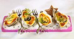 Huîtres au champagneVoir la recette des Huîtres au champagne >>