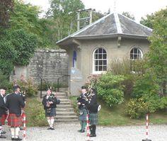 Clan Davidson Room at Tulloch Castle