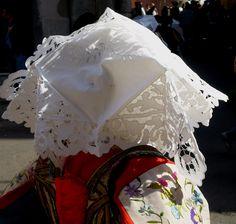 Processione di Sant'Efisio - 1° Maggio, Cagliari  Costume di Sennori