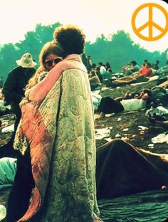 Peace and Love at Woodstock 1969