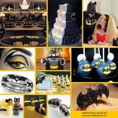 Batman. Wedding. Curated By Suburban Fandom, NYC Tri State Fan Events: