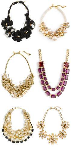 Kate Spade bridal jewelery
